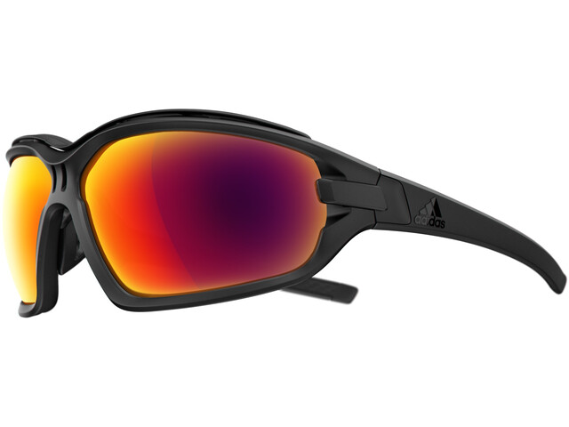 adidas Evil Eye Evo Pro Glasses L black matt/red